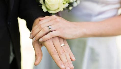why we wear wedding ring the fourth finger to relationships news