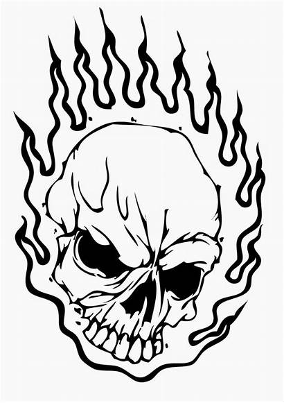 Coloring Pages Printable Skull Combine Harvester Getcolorings