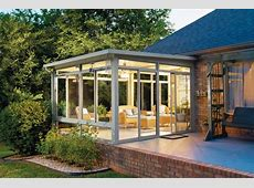 25 Awesome Ideas For A Bright Sunroom