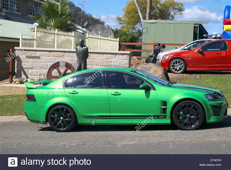 Holden Vehicles by Holden Special Vehicles Hsv Powerful Saloon Car The 307