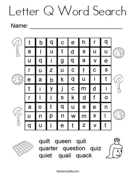 letter p word search worksheet twisty noodle the world s catalog of ideas 70107