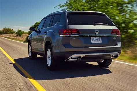 vw atlas  review car magazine