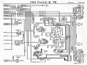 64 Ford Fairlane 500 Ignition Wiring Diagram  Ford  Auto Wiring Diagram