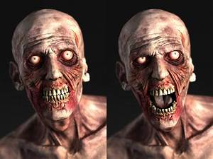 Zombie - Game Character   Andor Kollar - Character Artist  Zombie