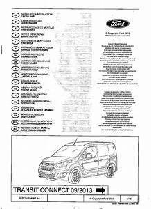 Ford Transit Anhängerkupplung Anleitung : dachtr ger quertr ger f r ford transit connect 09 2013 in ~ Jslefanu.com Haus und Dekorationen