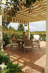 Manual Retractable Awning - Manual Retractable