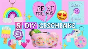 Geschenkideen Zum Selber Machen Für Die Beste Freundin : 5 s e diy geschenke f r freundin bff mama selber ~ Watch28wear.com Haus und Dekorationen