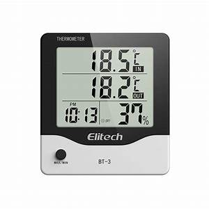 Elitech Bt Outdoor Digital Hygrometer
