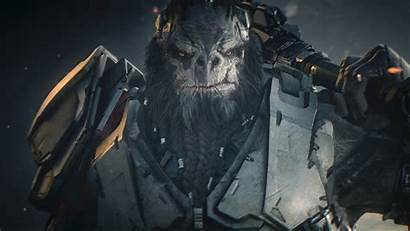 Halo Wars Atriox Games Xbox Wallpapers Fhd