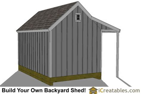 free 10x16 shed plans 10x16 cape cod shed plans with porch