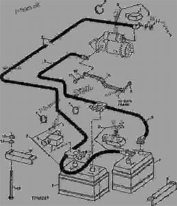 Pics For John Deere 310 Backhoe Parts Diagram