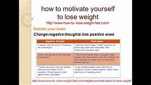 motivation to lose weight tumblr - YouTube