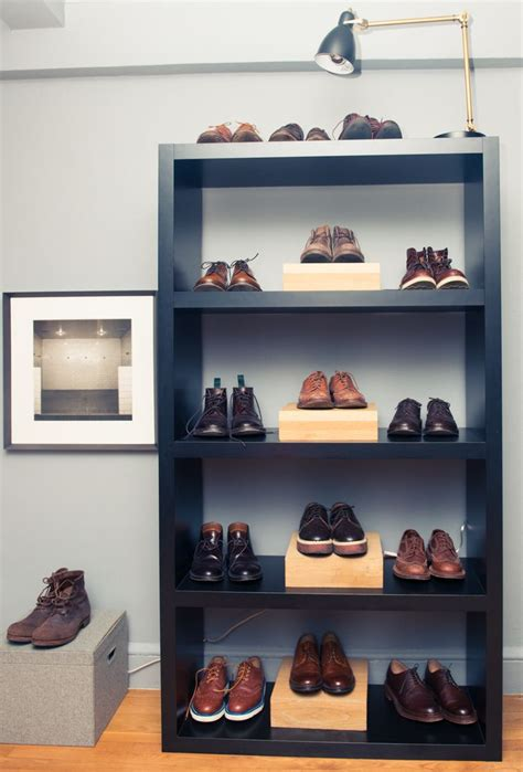 mens shoe closet men s closet design dressing in style divine style