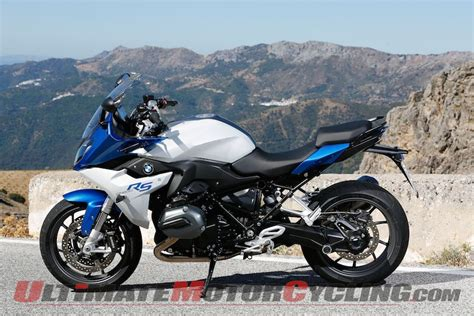 2016 Bmw R1200rs First Look