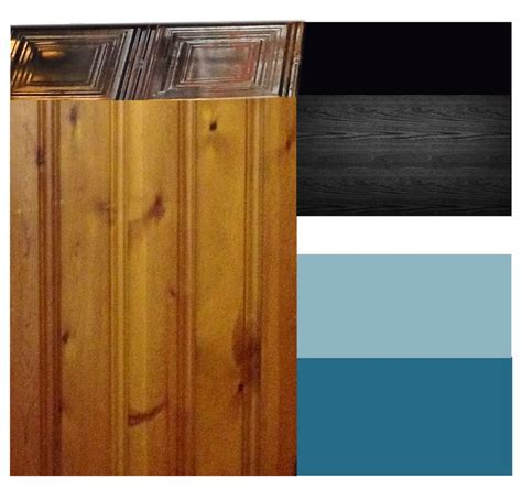 modern color scheme that embraces the wood floors living