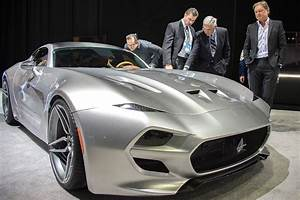 North American International Auto Show in Detroit: Eye ...