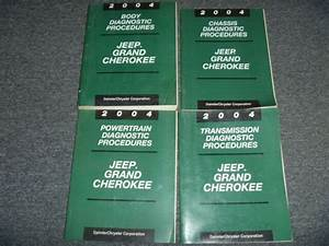 2004 Jeep Grand Cherokee Diagnostic Troubleshooting