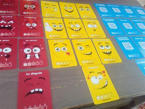 jeu la cuisine de les emoticartes un jeu de cartes pour apprivoiser les