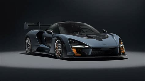 Here's All You Need to Know About the McLaren Senna - The ...