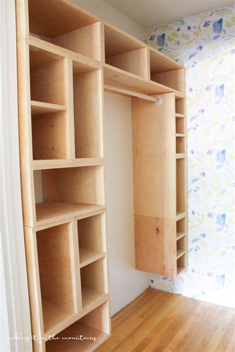 Diy Cheap Closet Organization Ideas  Easy Craft Ideas