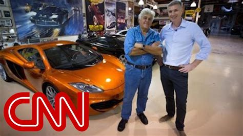 Tour Jay Leno's Car Collection Youtube