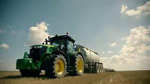 John Deere 7r : the new john deere 7r series tractors product video youtube ~ Medecine-chirurgie-esthetiques.com Avis de Voitures