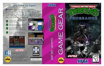 Tmnt Sega Gear Vengeance Misc Telekill 5th