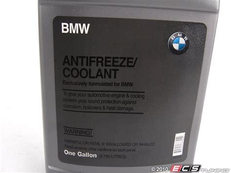 Bmw Coolant / Antifreeze