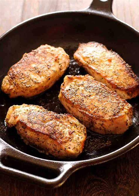 Learn how to get 10 different. Best Way To Cook Boneless Center Cut Chops / A Complete ...