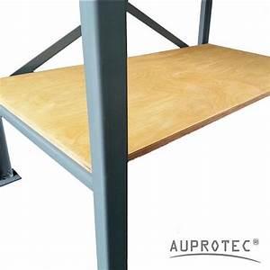 Arbeitsplatte Als Tisch : profi werkbank mit multiplex arbeitsplatte 40mm massiv arbeitstisch packtisch ebay ~ Sanjose-hotels-ca.com Haus und Dekorationen