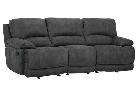 microfiber reclining sofa victor microfiber reclining sofa at gardner white