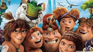 Croods Movie Characters - WallPaper