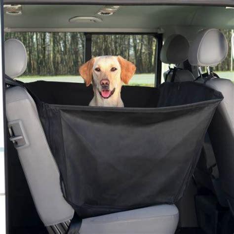 protege siege de voiture protège siège de voiture luxe pour chien trixie auberdog