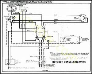 Electrical Wiring Diagrams For Condenser