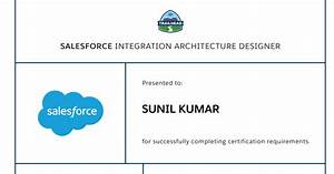 Salesforce Stuff  Salesforce Integration Architecture
