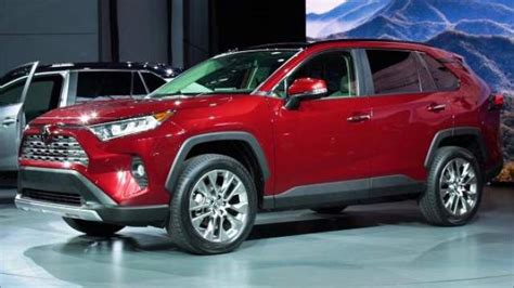 Toyota Malaysia 2020 by 2020 Toyota Rav4 Redesign And Release Date 2019 2020