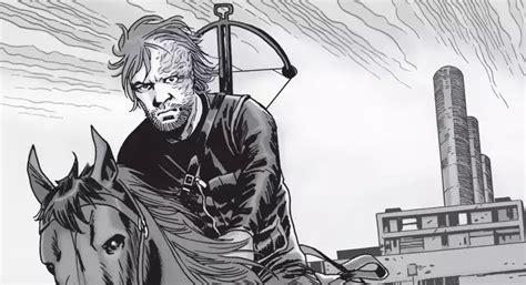 dead walking dwight comic rick negan comics
