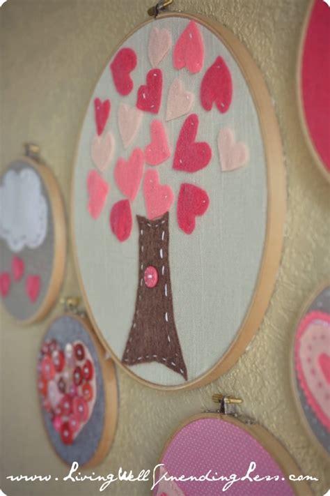 creative embroidery hoop art tip junkie