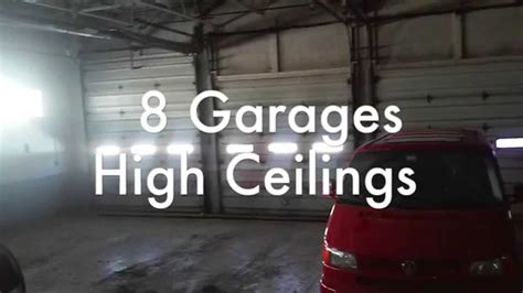 For Lease Automotive 8 Garages, Lift, Showroom, Cleveland