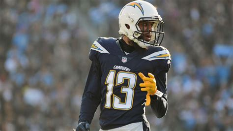chargers keenan allen shows hes elite receiver