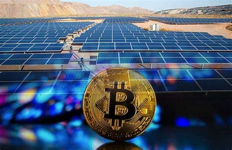 Bitcoin is an incredibly dirty business — critics renew the energy debate amid bitcoin's price rise with one developer if you're not a green hacker, and you're not doing it for the planet, you can also. Bitcoin Mining and Renewable Solar Power Energy Said to Slash Costs By Over 70% for One Home User