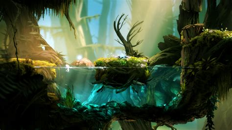 ori and the blind forest review ori and the blind forest is an artistic tour de
