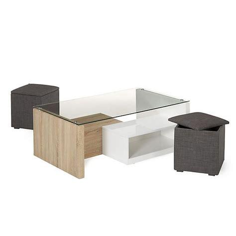 Table Basse Avec Cagette Ezooqcom