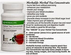 Herbalife Herbal Tea Concentrate Side Effects  Evelynnaomi