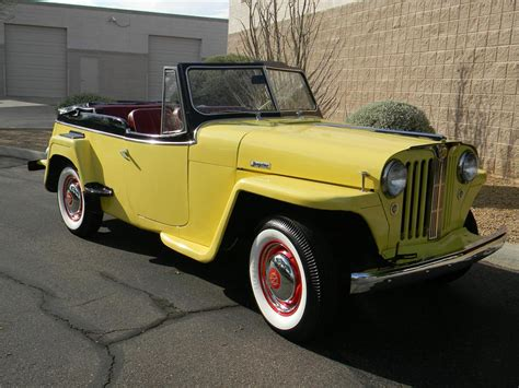 1949 willys jeepster 1949 willys jeepster convertible 154272