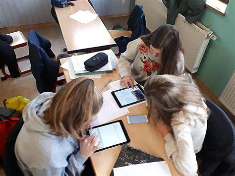 Kreativer Deutschunterricht Schüler Werden Zu