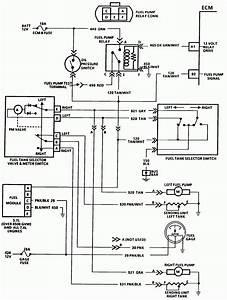 1989 Chevy Truck Fuel Pump Wiring Diagram