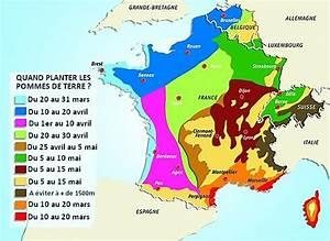 Période Pour Planter Les Pommes De Terre : quand planter les pommes de terre ~ Melissatoandfro.com Idées de Décoration