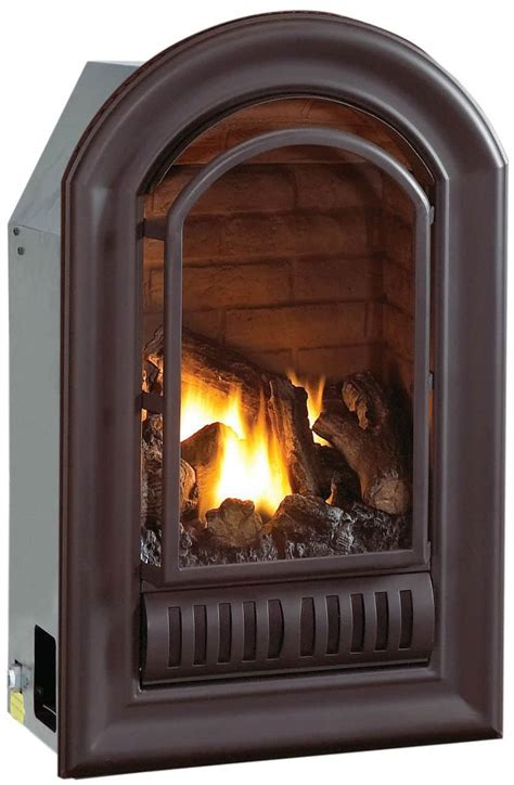 vented propane fireplace  collections
