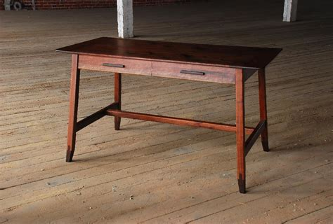 writing desk woodworking plans quot sawhorse quot writing desk finewoodworking